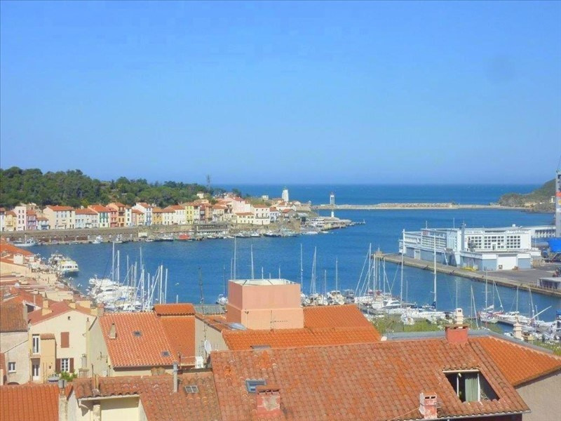Sale apartment Port vendres 222 000€ - Picture 1