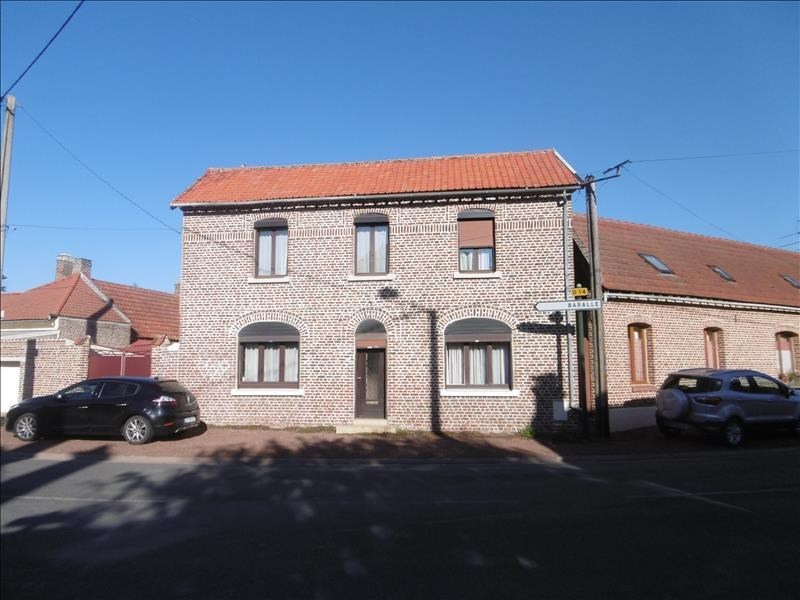 Sale house / villa Sauchy cauchy 120 000€ - Picture 1