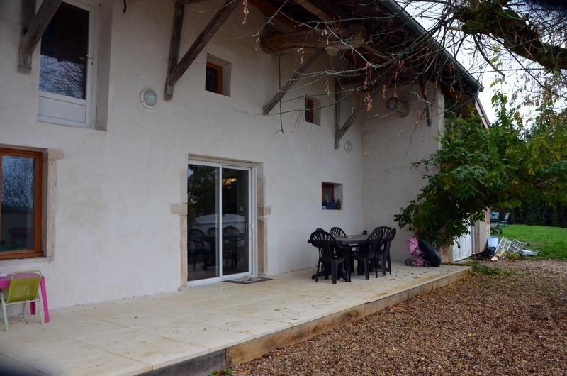 Sale house / villa Perrex 218000€ - Picture 2