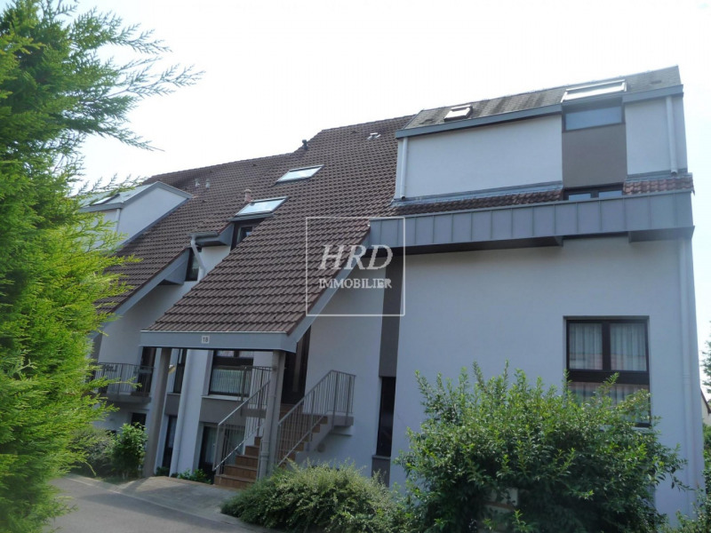 Revenda apartamento Souffelweyersheim 273000€ - Fotografia 1