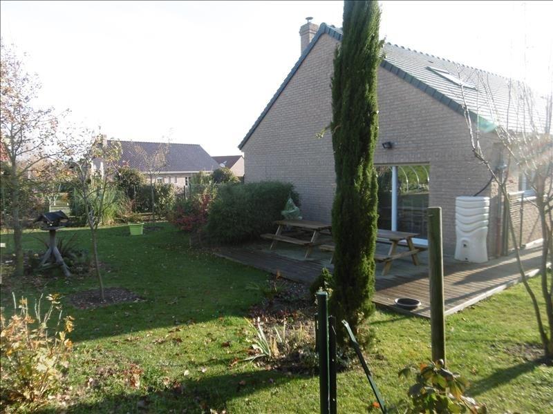 Sale house / villa Aubigny au bac 248500€ - Picture 1