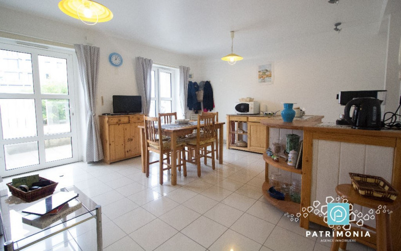 Sale apartment Clohars carnoet 147 000€ - Picture 3
