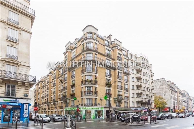 Vendita appartamento Paris 18ème 423000€ - Fotografia 1