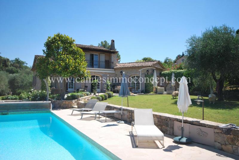 Deluxe sale house / villa Grasse 1590000€ - Picture 3