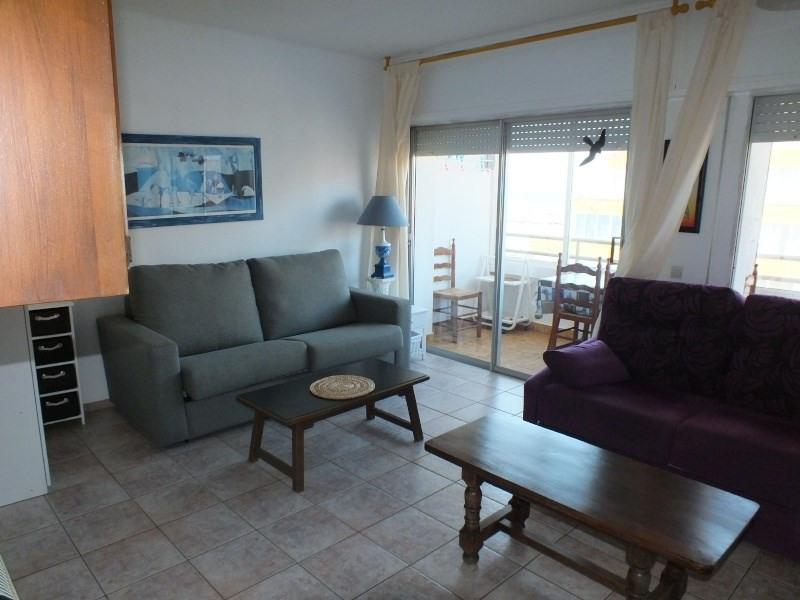 Vermietung von ferienwohnung wohnung Roses santa-margarita 224€ - Fotografie 7