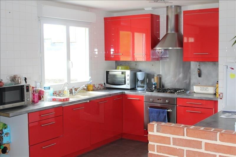 Vente maison / villa Bertincourt 135850€ - Photo 2