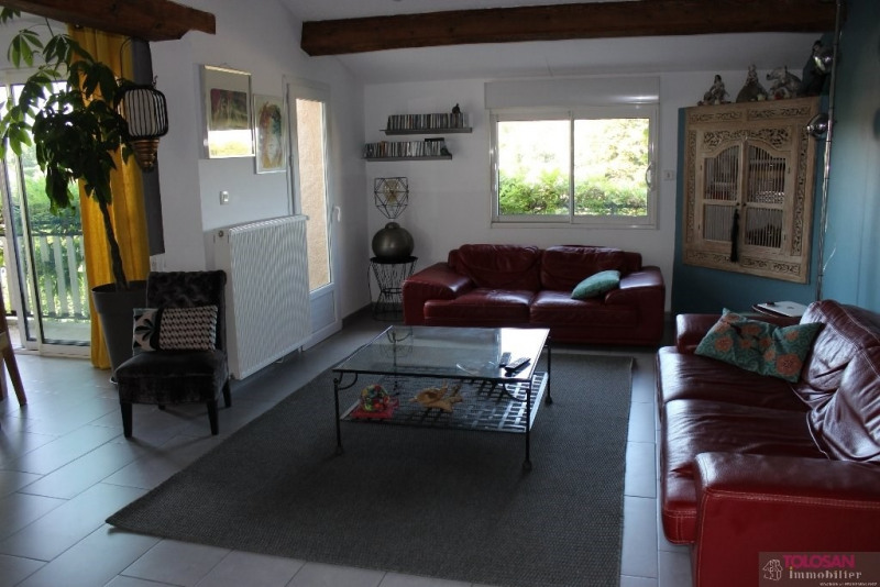 Vente maison / villa Ayguesvives 369 000€ - Photo 4