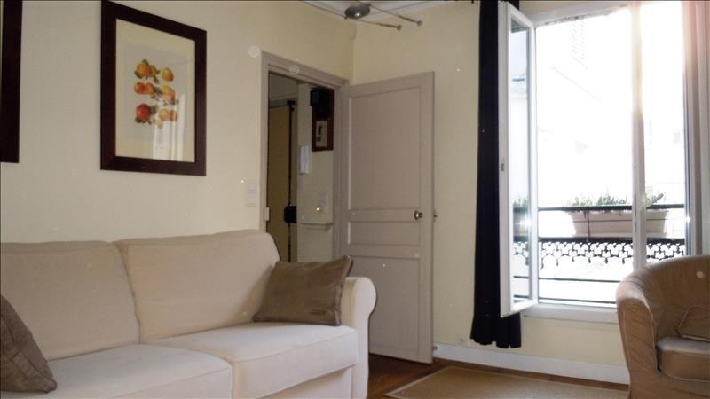 Vente appartement Paris 7ème 472500€ - Photo 2