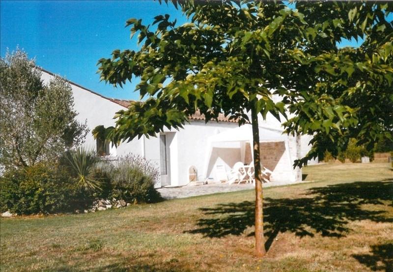 Vente de prestige maison / villa Le chateau d oleron 593400€ - Photo 4