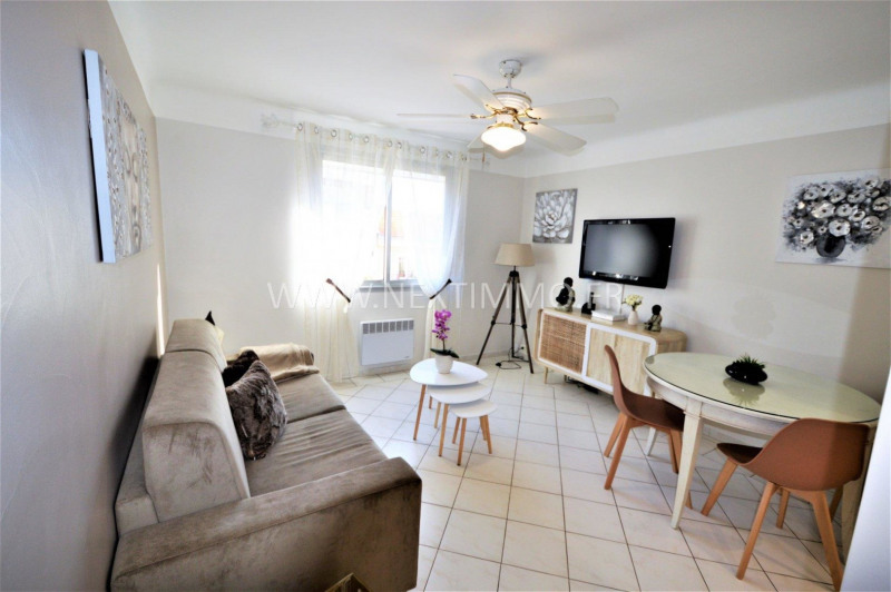 Revenda apartamento Menton 225000€ - Fotografia 2