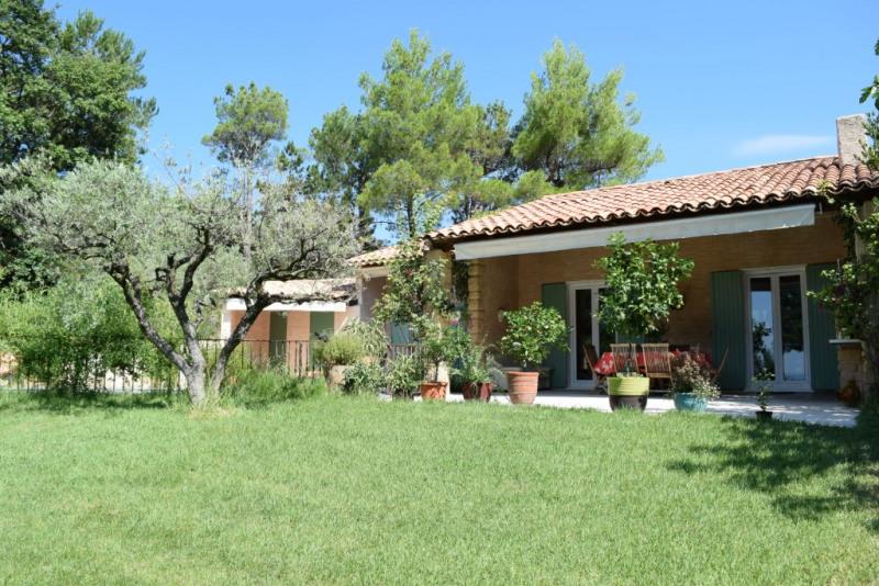 Deluxe sale house / villa Cabrieres d'aigues 607950€ - Picture 5
