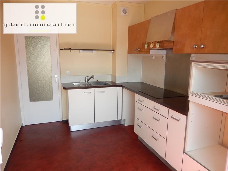 Rental apartment Le puy en velay 556,79€ CC - Picture 2