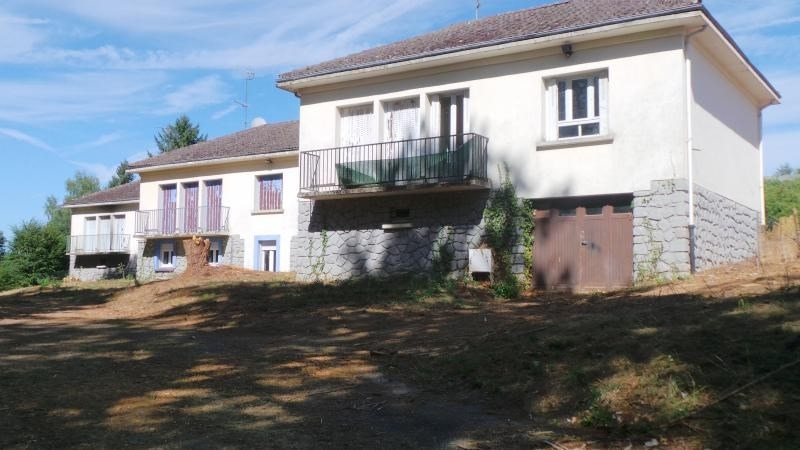 Sale house / villa St just le martel 89 000€ - Picture 1