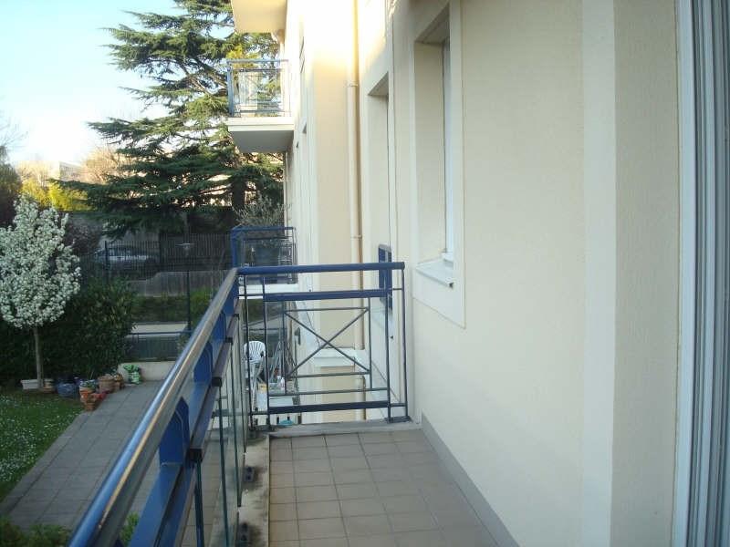 Rental apartment Croissy sur seine 960€ CC - Picture 1