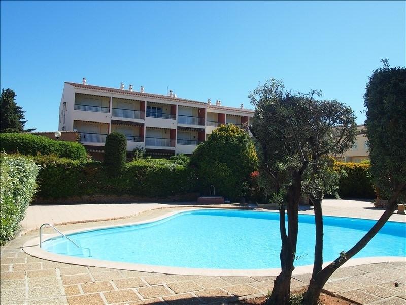Sale apartment Bandol 149000€ - Picture 1