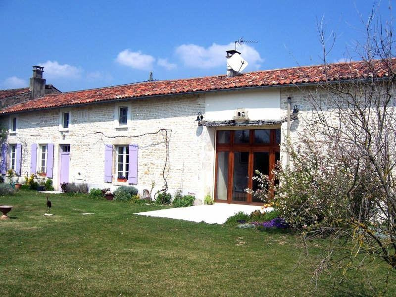Vente maison / villa Beauvais sur matha 370 000€ - Photo 7