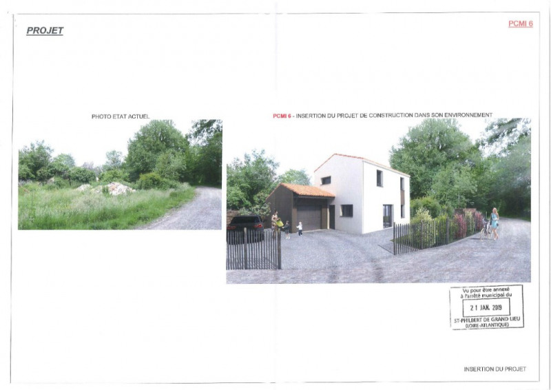 Vente terrain St philbert de grand lieu 102 900€ - Photo 6