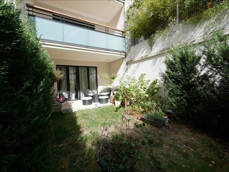 Deluxe sale apartment St cloud 630000€ - Picture 3
