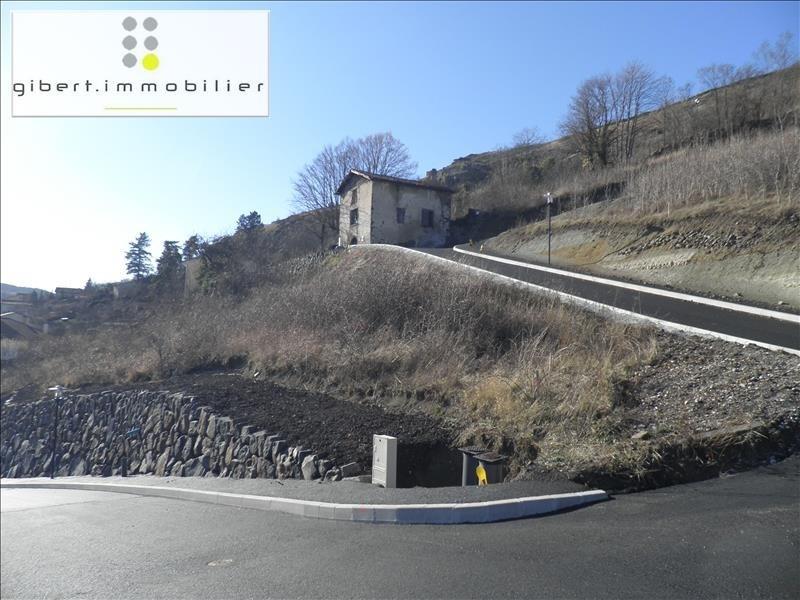 Sale site Vals pres le puy 96500€ - Picture 1