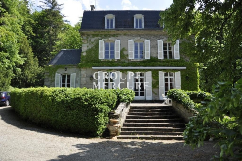 Deluxe sale house / villa Chabeuil 850000€ - Picture 1