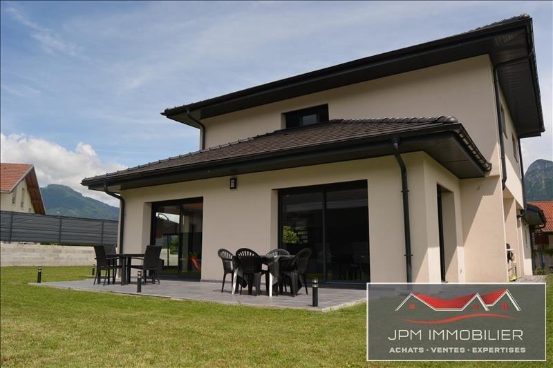 Deluxe sale house / villa Marnaz 574800€ - Picture 1