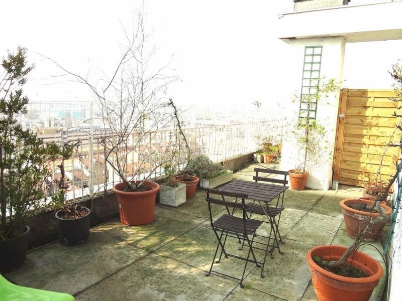 Rental apartment Boulogne billancourt 934€ CC - Picture 7