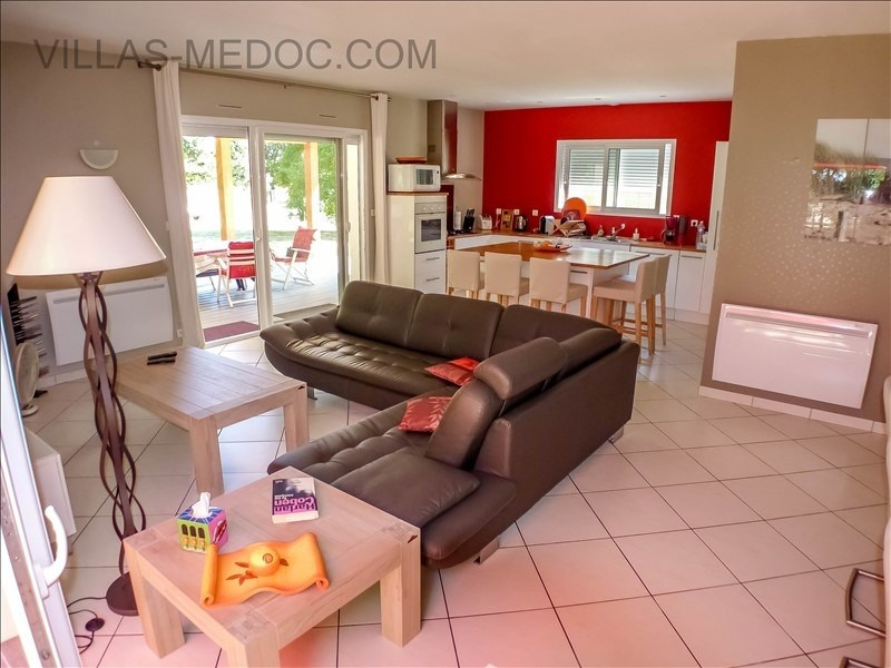 Sale house / villa Queyrac 242000€ - Picture 5