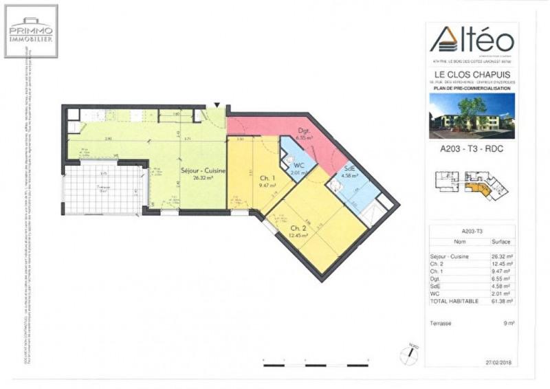 Vente immeuble Civrieux d azergues 235000€ - Photo 1