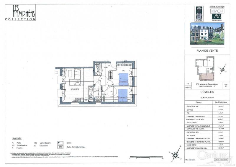 Продажa квартирa Deauville 334815€ - Фото 3