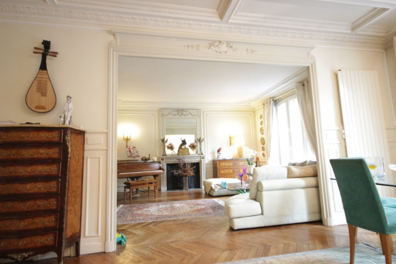 Vermietung wohnung Paris 17ème 6100€ CC - Fotografie 2