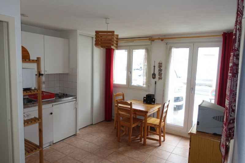 Investment property apartment Les rousses 45000€ - Picture 1