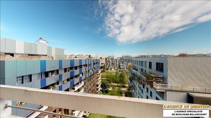 Vente appartement Boulogne billancourt 688000€ - Photo 1