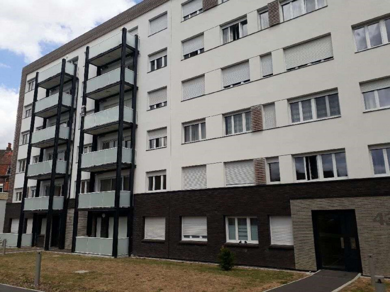 Vente appartement Roubaix 91 000€ - Photo 1