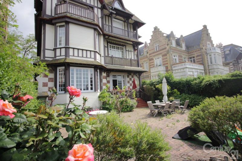 Verkoop van prestige  appartement Deauville 645000€ - Foto 1