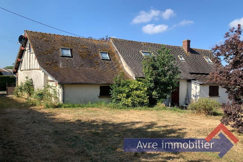Vente maison / villa Verneuil d'avre et d'iton 148000€ - Photo 1