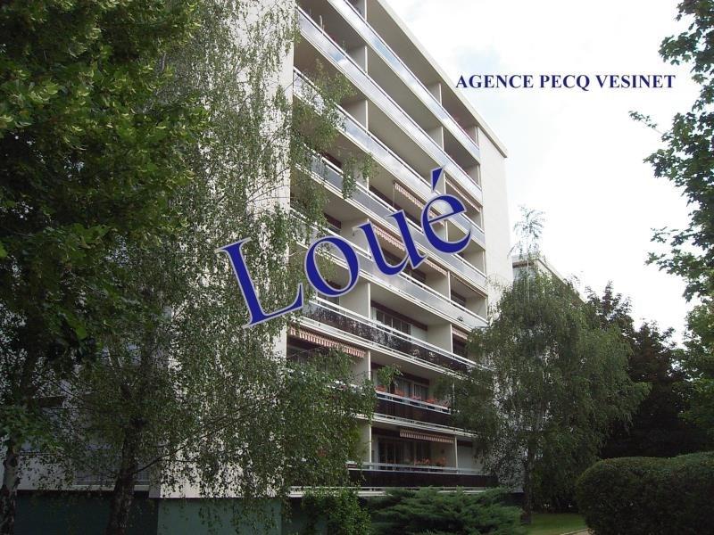 Location appartement Le pecq 1014€ CC - Photo 1