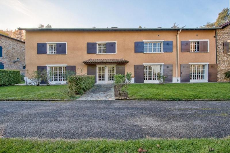 Vente de prestige maison / villa Chasselay 2575000€ - Photo 8