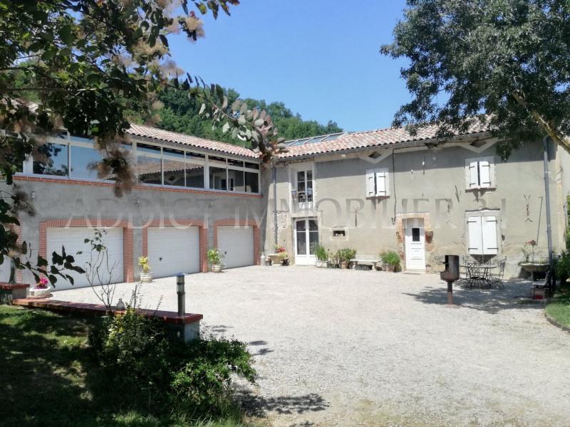 Vente maison / villa À 15 min verfeil 399000€ - Photo 1
