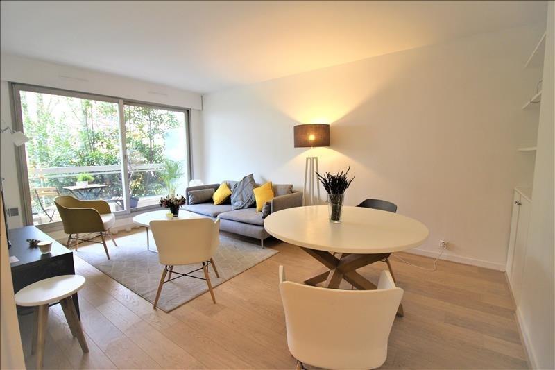 Rental apartment Boulogne billancourt 1345€ CC - Picture 1