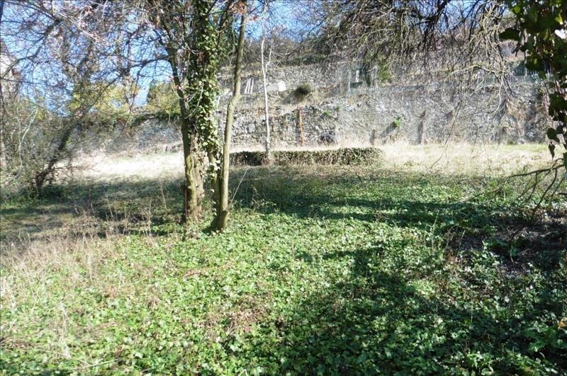 Vente terrain Vienne 110000€ - Photo 2
