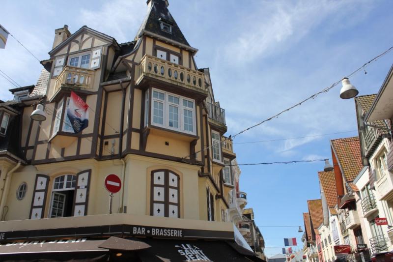 Vendita appartamento Le touquet paris plage 153700€ - Fotografia 10