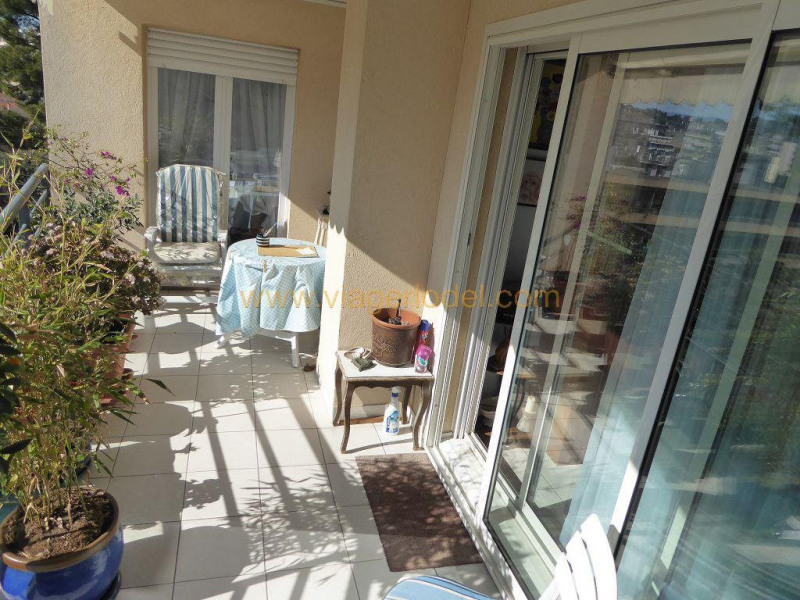 Life annuity apartment Cannes 73 000€ - Picture 3