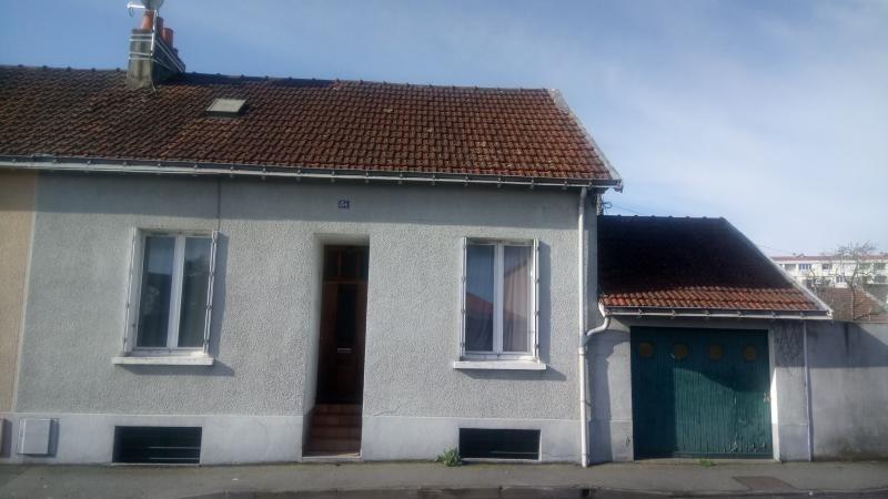 Vente maison / villa Cholet 114290€ - Photo 1