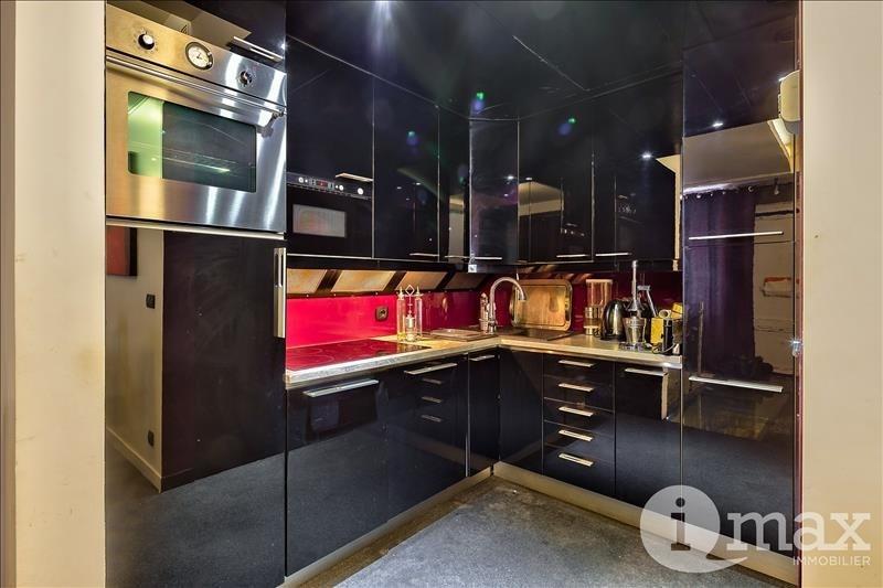 Vente appartement Paris 17ème 699900€ - Photo 4