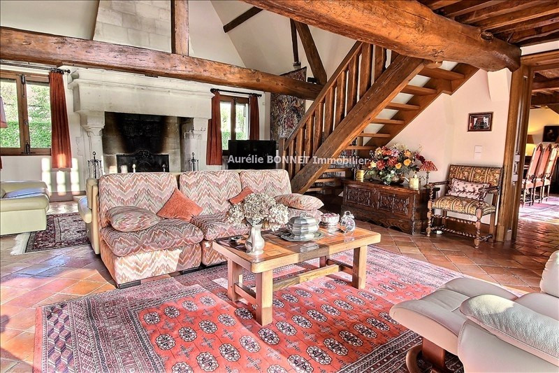 Vente de prestige maison / villa Tourgeville 1348000€ - Photo 3