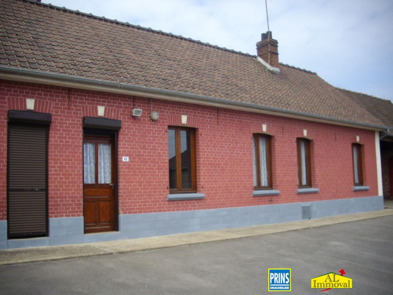 Location maison / villa Merck saint lievin 558€ CC - Photo 1