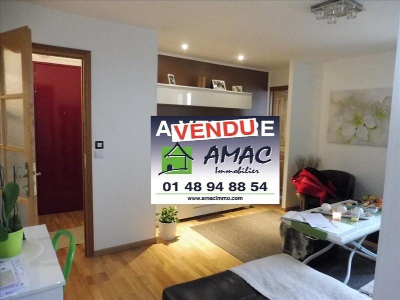 Vente appartement Villemomble 199000€ - Photo 1