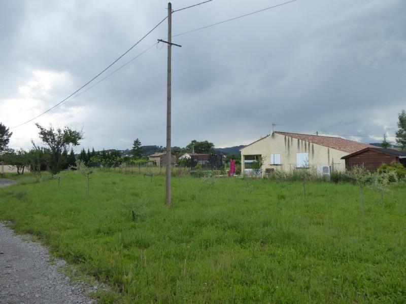 Vente terrain Ucel 35000€ - Photo 1