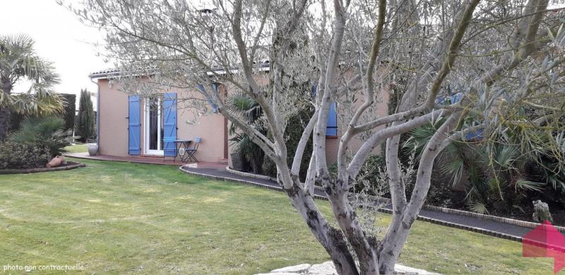 Vente maison / villa Baziege 332000€ - Photo 1