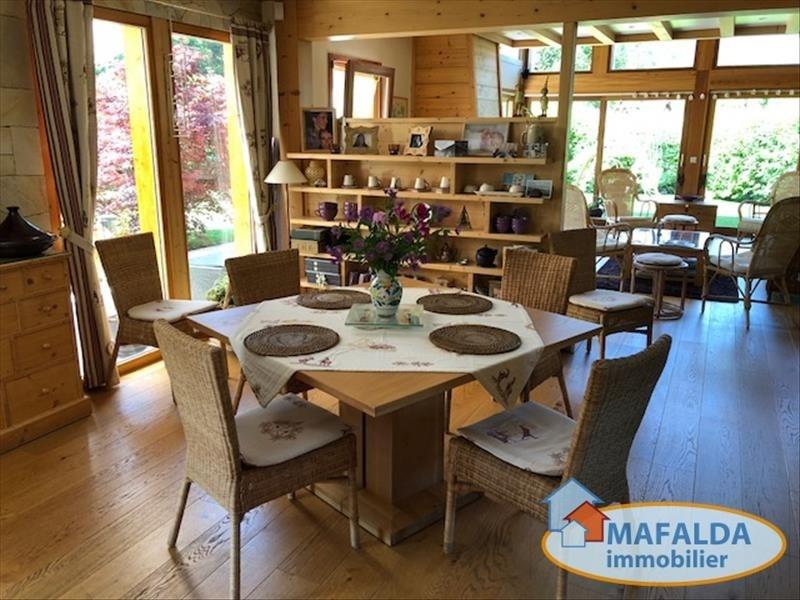 Sale house / villa Mont saxonnex 530000€ - Picture 6